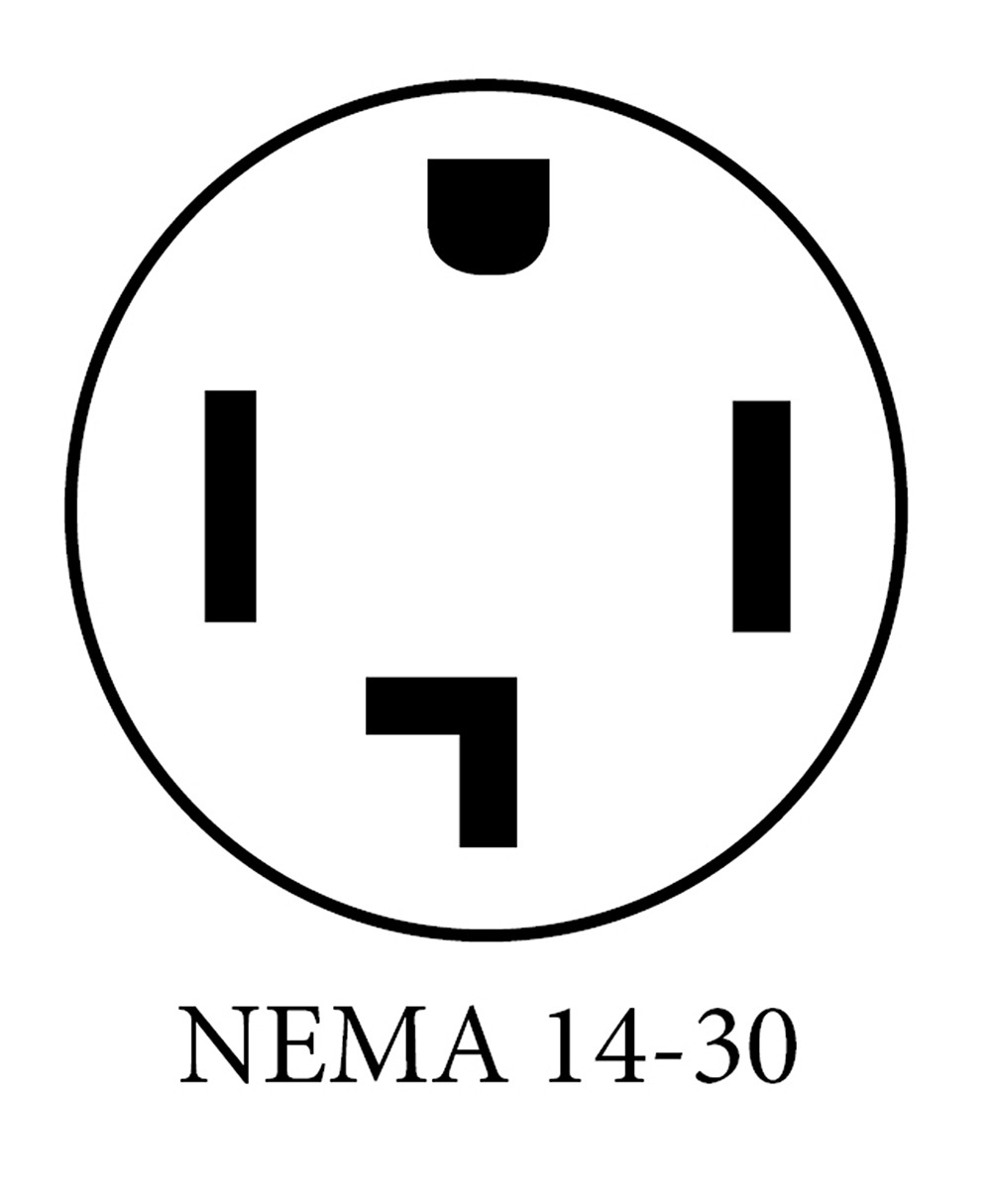 nema 6 30 plug wire diagram