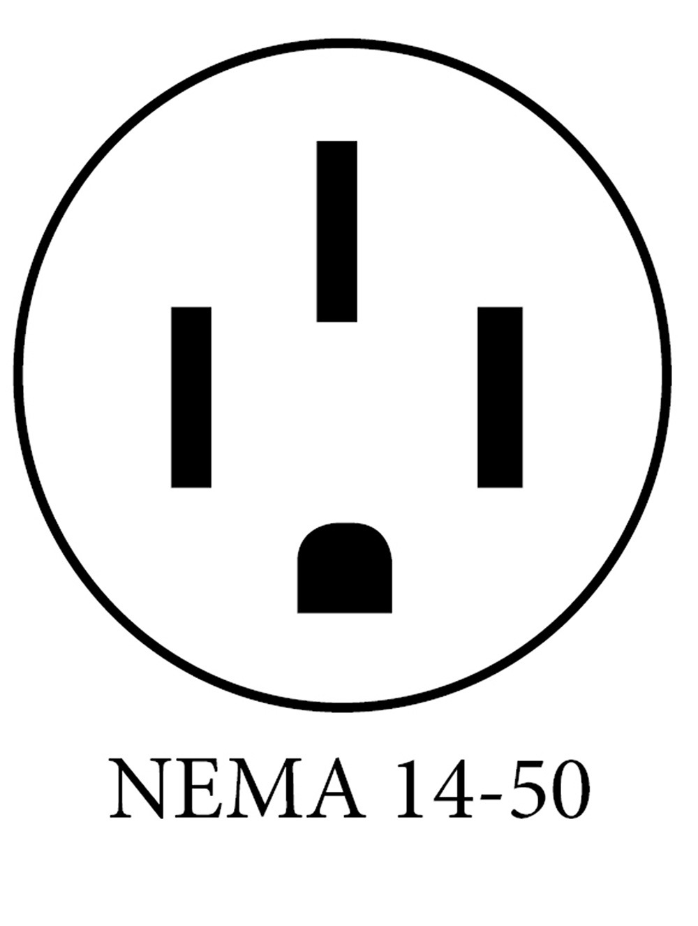 NEMA 14 50 PLUG DIAGRAM w what plugs are available on ev charging stations? nema 10-50r wiring diagram at crackthecode.co