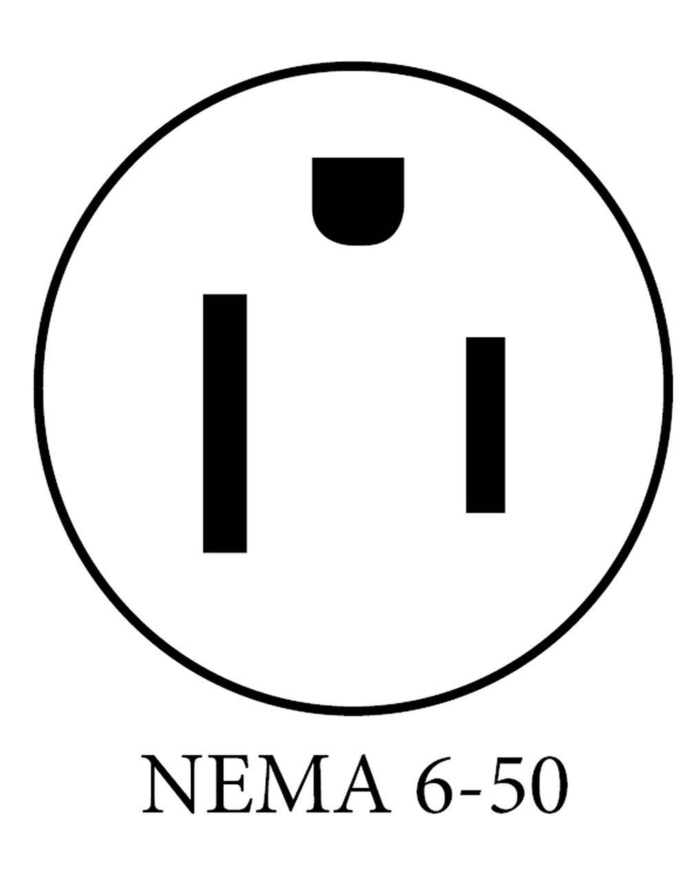 NEMA 6 50 PLUG DIAGRAM wupside down what plugs are available on ev charging stations? 32 amp plug wiring diagram at nearapp.co