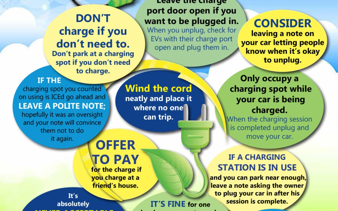 Electric Vehicle Etiquette