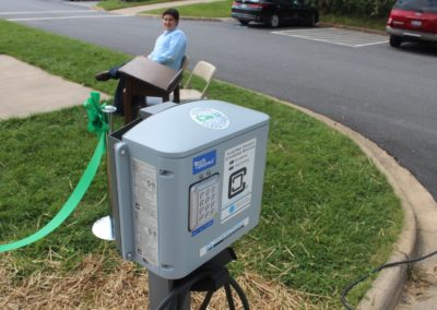 Shenandoah National Park EV Charging Station