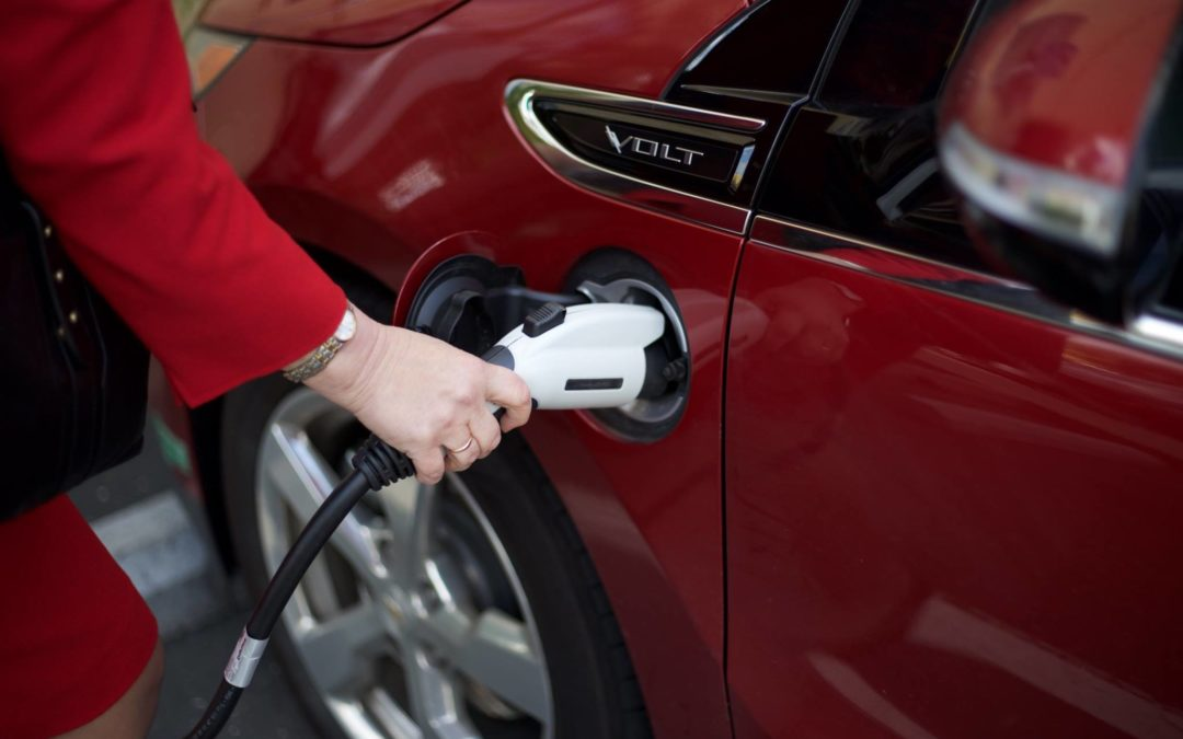 EV Charging Stations: Staying Safe