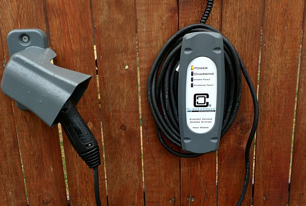 ClipperCreek Announces 24 Amp Level 2 Charging Station for $499