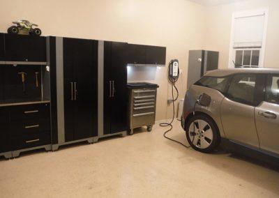 Customer Installation of HCS-40 EV Charging Station - Phillips