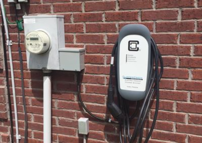 Home installation of HCS-40 for 2017 Volt - Crawford