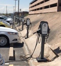 Salt River Project Fleet Charging