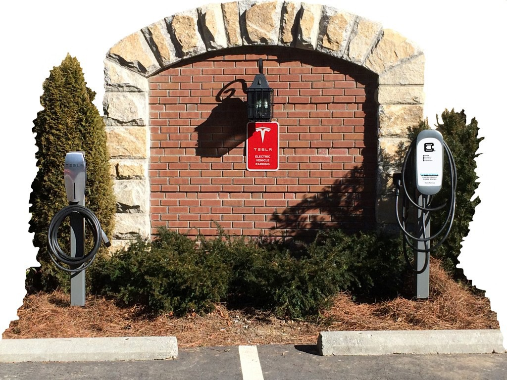 best ev charger for public charging