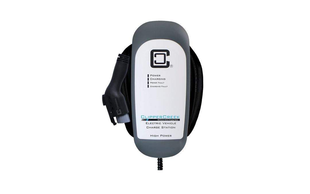 """Ruggedized"" Electric Vehicle Charging Station Now Available from ClipperCreek, Inc."