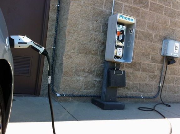 New Melones Offers EV Charging Stations
