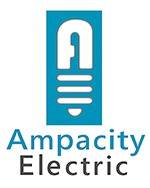 Ampacity Electric Installer logo
