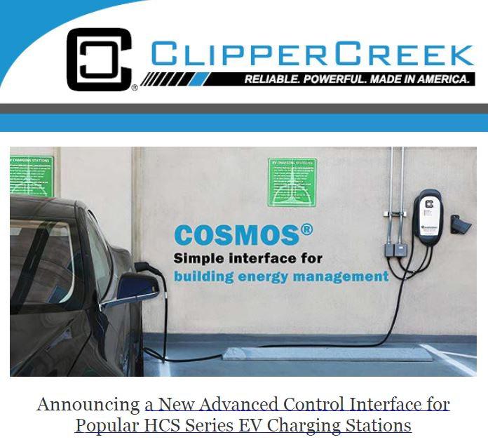 ClipperCreek Newsletter July 2017