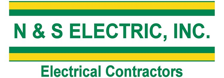 N & S Electric Installer Logo