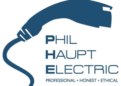 Phil Haupt Electric Installer Logo