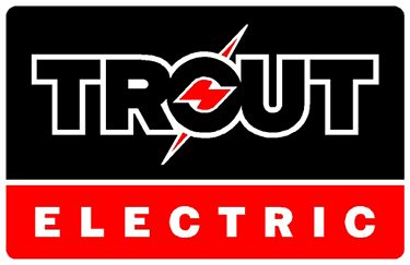 Trout Electric installer logo