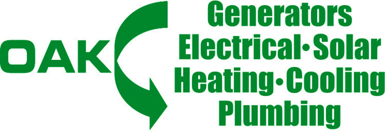 oak electric installer logo